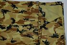 BROWN CAMOUFLAGE CAMPING HUNTING BOAT ATV WOODPILE CAMO WATERPROOF TARP