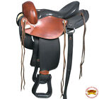 Hilason Gaited Western Trail Pleasure Endurance Saddle U-HSTT