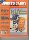 ALLAN KAYE'S SPORTS CARDS NEWS & PRICE GUIDES NUMBER 4 MARCH 1992 BRETT HULL