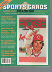 ALLAN KAYE'S SPORTS CARDS NEWS & PRICE GUIDES NUMBER 2 DEC 1991 PETE ROSE