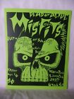 CONCERT FLYER LOT 1 Punk Hardcore Metal Reproduction REPO Retro Wall Art Poster