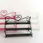 Used, Wall Mounted Nail Polish Display Rack Holder Storage Organizer Metal Shelf Trend for sale  Shipping to Canada