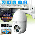 Waterproof Outdoor 1080P HD IP CCTV Camera WiFi PTZ Security Wireless IR Cam