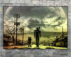 Fallout game poster