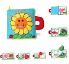 Educational Developments Cloth Books For Kids Learning Unfolding Activities Book