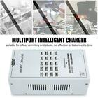 Multiport Fast Charger 20-Port 100W USB HUB 2A Charging Station Adapter