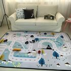 Play Mat for Baby Grey Area Rug Foam Play Mat Living Room Floor Mats Baby free