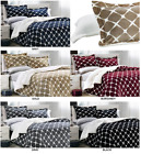 3-Pc Premium™ Heavy Bloomingdale Sherpa Reversible Down Alternative Comforter image