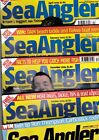 Various Issues of SEA ANGLER Magazine from #419 to 2007