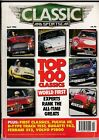 Various Issues of CLASSIC & SPORTSCAR Magazine February 1990 to November 1999