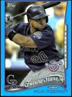 2014 Topps Opening Day Blue BB Cards 1-220 (A3195) - You Pick - 10+ FREE SHIP