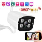 Wireless WIFI 1080P IP IR-CUT HD CCTV Home Security Camera Outdoor Night View