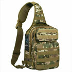 Tactical Sling Chest Bag Tactical Molle One Strap EDC Daypack Military Backpack