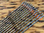 12 Gold Tip Lost Camo Hunter 400 Blemished W/ 2in Fletchings