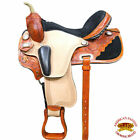 T206Bg Hilason Western Dressage Flex Tree Barrel Racing Trail Saddle 14 15 16 17
