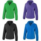 Result Womens/Ladies Core Fashion Casual Fit Full Zip Fleece (BC3042)
