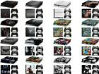 PS4 Playstation 4 Console and Controllers Protective Vinyl Skin Decal Stickers