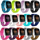 Replacement Silicone Sport Band Bracelet Strap For Fitbit Versa Lite image