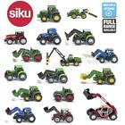 1:32 Siku Tractor Trailer John Deer Massey Fent Lorry Digger New Holland JCB for sale  Shipping to Ireland