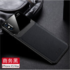 Leather Hybrid Case Luxury Slim Cover For iPhone 11 Pro XS Max XR XS 8 7 Plus 6s