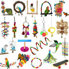Kyпить Pet Toy Swing Bird Toy Parrot Harness Cage Hanging Toys For Parakeet Cockatiel на еВаy.соm