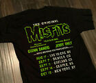 Hot!! New The Original Misfits T- shirt Tour Dates 2019 Feat Glen Danzig S-3XL image