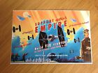 Support your Empire sticker decal Star Wars propaganda poster tie fighter rebel $2.95 USD on eBay