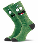 Kyпить RICK AND MORTY Primitive Skateboards Pickle Rick Socks (1 Pair) на еВаy.соm