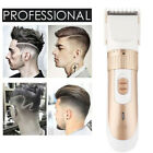 Rechargeable Pro Electric Mens Hair Clipper Shaver Trimmer Cutter Cordless Razor