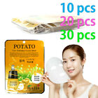 [Malie] POTATO Facial Mask Sheet Essence 10-30pcs Korean Beauty Cosmetics