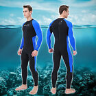 Ultra-thin WetSuit Full Body Super stretch Diving Suit Swim Surf Snorkeling US