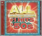 All # 1 hits of the 50s 2 cd best new sealed 28 songs 1950's elvis haley holly