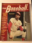 1968 Street and Smith's Official Yearbook ST LOUIS Cardinals ORLANDO CEPEDA