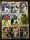2019 Topps Bowman Holiday Exclusive Singles Trout Judge Santa  (Pick Your Cards)Baseball Cards - 213