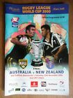 AUSTRALIA v NEW ZEALAND Rugby League World Cup Final 2000 Manchester