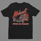MIDWEST AUTO SPECIALTIES Dragster T-Shirt Hot Rod Drag Racing Ford Chevy Mopar $19.95 USD on eBay