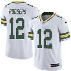 Aaron Rodgers #12 Green Bay Packers Men's Nike White Home Game Jersey $70.0 USD on eBay
