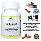 CardioClean 120 capsules, cardiovascular Supplement, Low cholesterol naturally. $14.75 USD on eBay