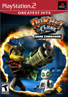Ratchet and Clank- Going Commando (Greatest Hits) (Sony PlayStation 2, 2004) picture