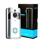 Wireless WiFi Video Doorbell Smart Phone Door Ring Intercom Security Camera Bell