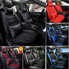 Kyпить 11pieces Car Seat Cover Full Set Front Rear Protector+Cushion Leather Interior на еВаy.соm