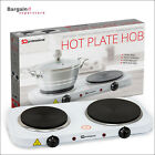1000-2500W Electric Hot Plate Portable Cooking Hob Stove Cooker Boiling Ring