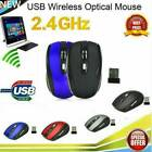 2.4GHz High Quality Wireless Optical Mouse/Mice  USB 2.0 Receiver for PC Laptop