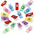 Foot Case Multicolor Plastic Clip Hemming Sewing Tools Sewing Accessories Sewing