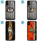 Anaheim Ducks Case For iPhone 11 Pro Max X Xs XR 8 7 Plus $4.99 USD on eBay