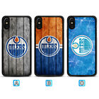 Edmonton Oilers Case For iPhone 11 Pro Max X Xs XR 8 7 Plus $4.99 USD on eBay