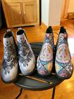 "One-of-a-Kind ""Wow"" Ankle Boots Size 10 and 11"
