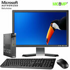 Lenovo M73 Tiny 4th Gen Desktop Computer PC WiFi 8GB 500GB HDD or SSD Win 10 PRO