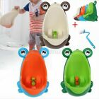 Children Potty Toilet Training Urinal Boys Pee Trainer Cute Frog Shaped  image