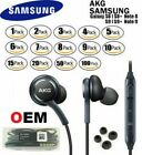 Orginal Samsung OEM AKG Stereo Headset Headphones Earphones In Ear Earbuds Lot